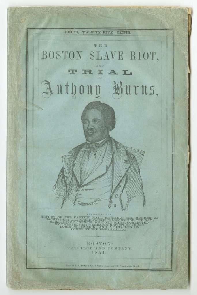 The Boston Slave Riot