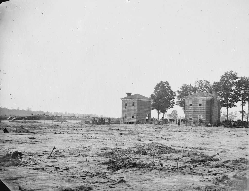Battle of Seven Pines—Fair Oaks