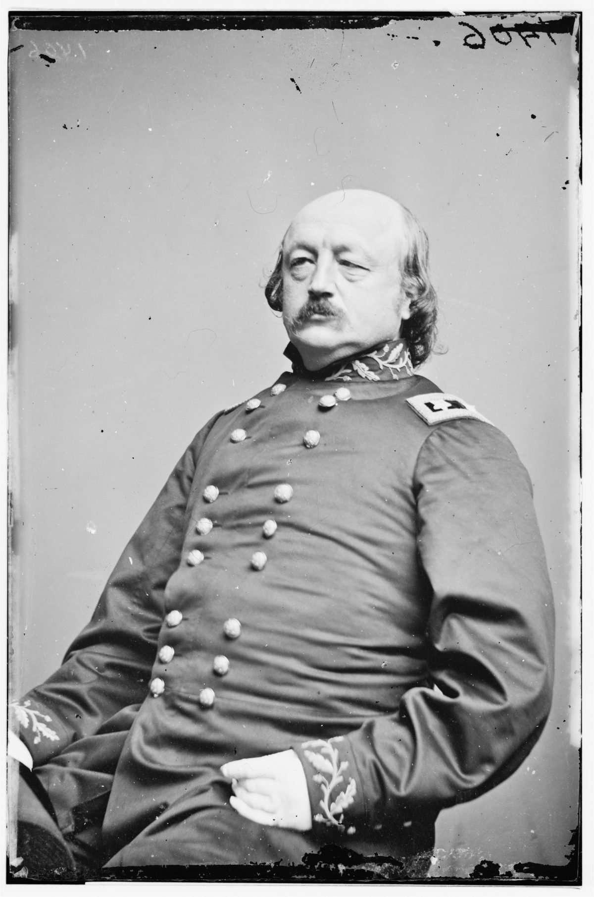 Major General Benjamin F. Butler