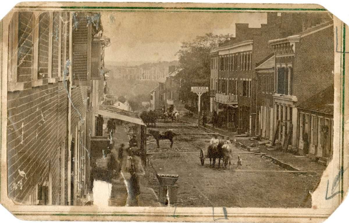 Main Street in Lexington