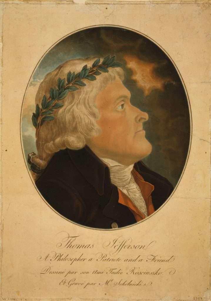 Thomas Jefferson: A Philosepher a Patriote and a Friend