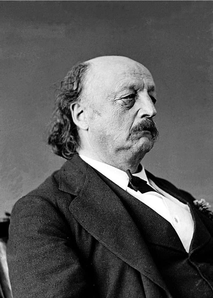 Congressman Benjamin Butler