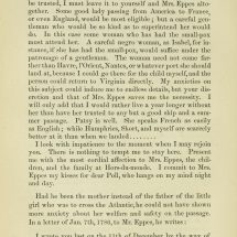 Letter from Thomas Jefferson to Francis Eppes (August 30