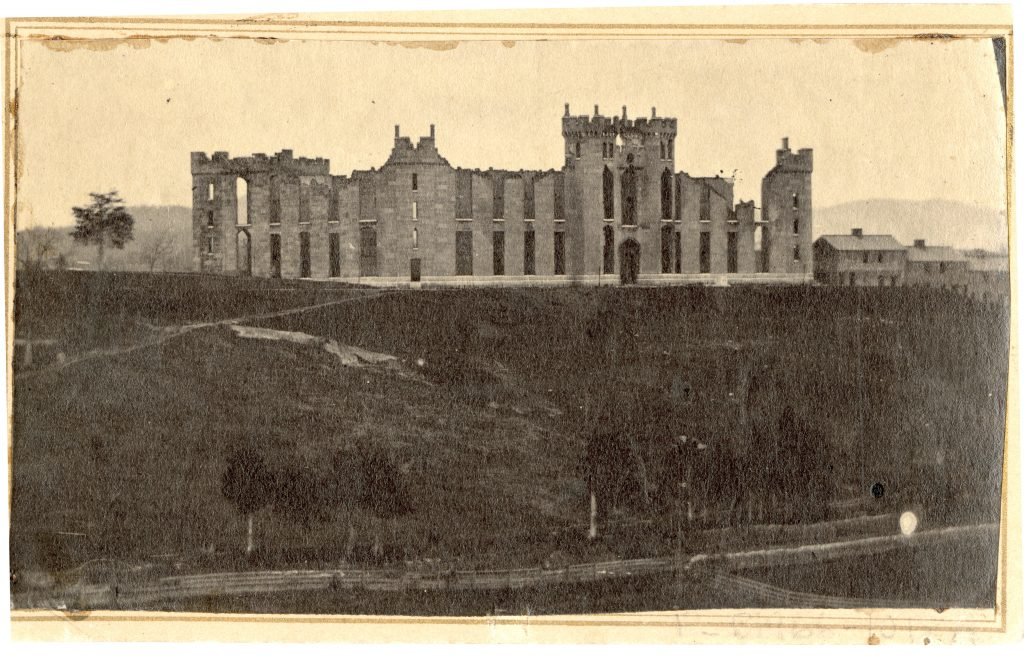 Virginia Military Institute After Hunter's Raid