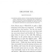 Monticello; an excerpt from The Private Life of Thomas Jefferson by Hamilton W. Pierson (1862)