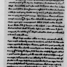 Letter from Thomas Jefferson to Benjamin Vaughan (June 27