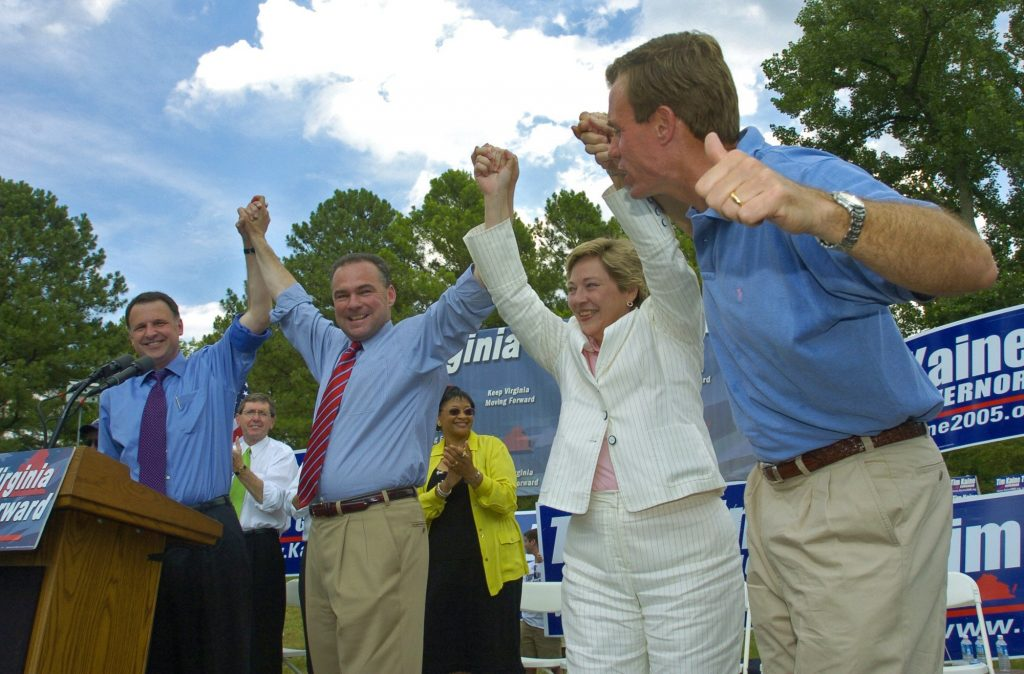 State Democratic Ticket in 2005