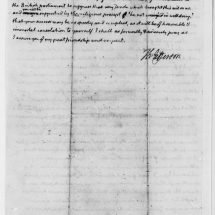 Letter from Thomas Jefferson to Edward Coles (August 25