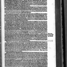 """Roanoke Colonists' Appeal to John White; an excerpt from """"The voyage of Edward Stafford and John White"""" by John White (1589)"""