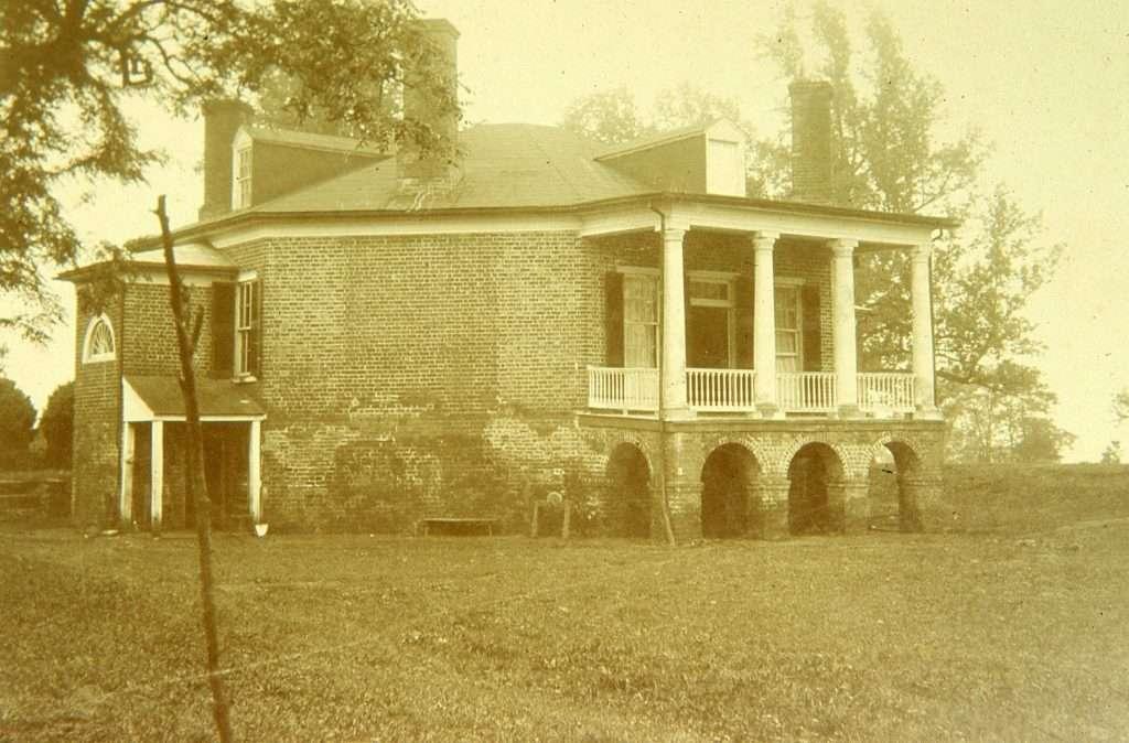 Poplar Forest ca. 1900