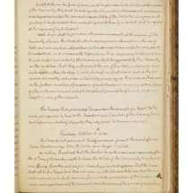 University of Virginia Board of Visitors Minutes (October 4—5