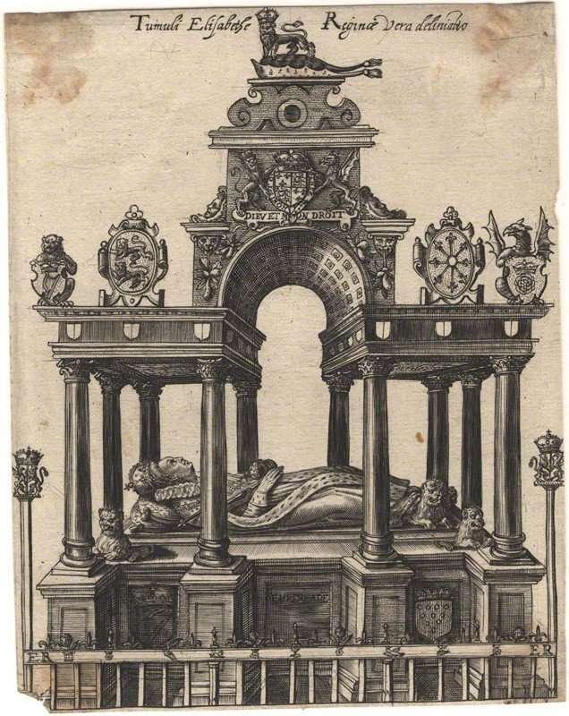 Monument to Queen Elizabeth I