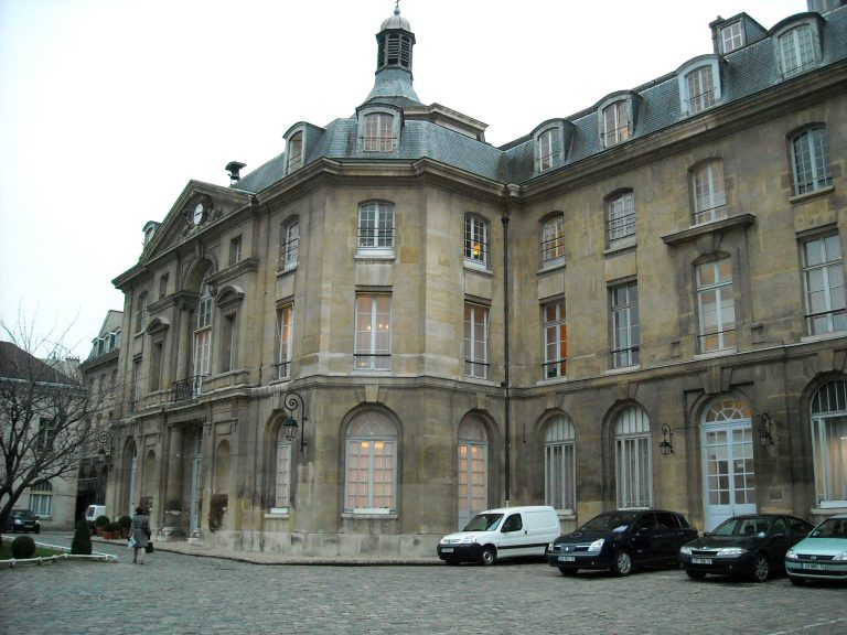Site of the Abbaye Royale de Panthemont