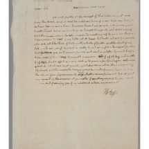 Letter from Thomas Jefferson to Thomas Worthington (November 29