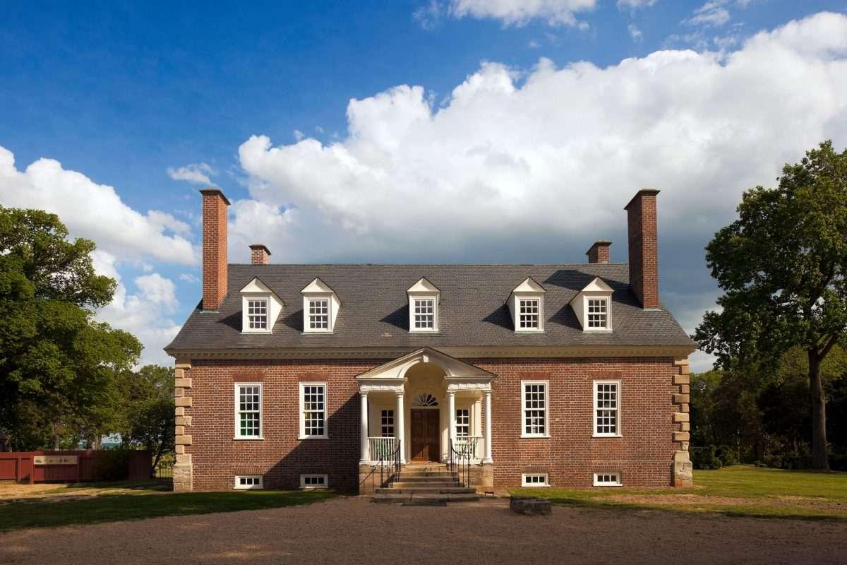 Gunston Hall Exterior