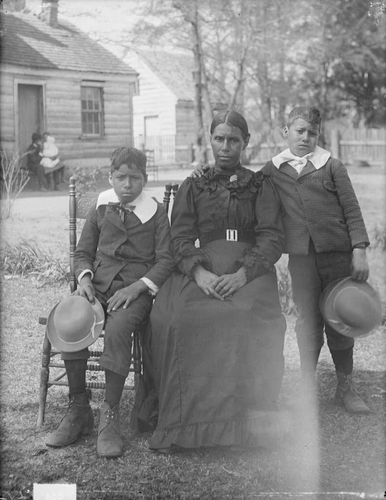 Chickahominy Family