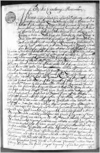Westmoreland Slave Plot (1687)