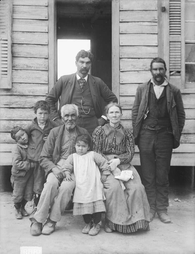 Nansemond Family