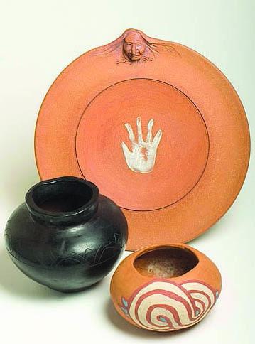 Pamunkey Pottery