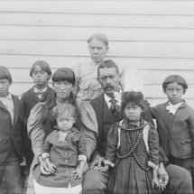 Family of George Major Cook