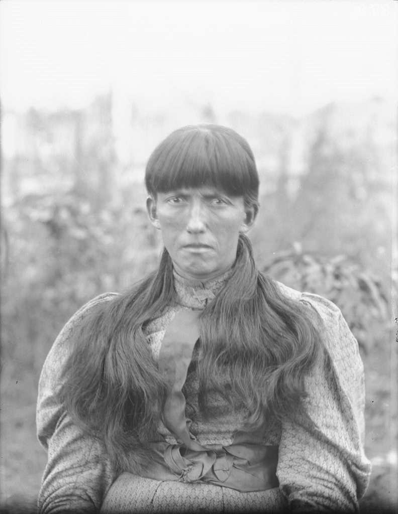 Pamunkey Woman