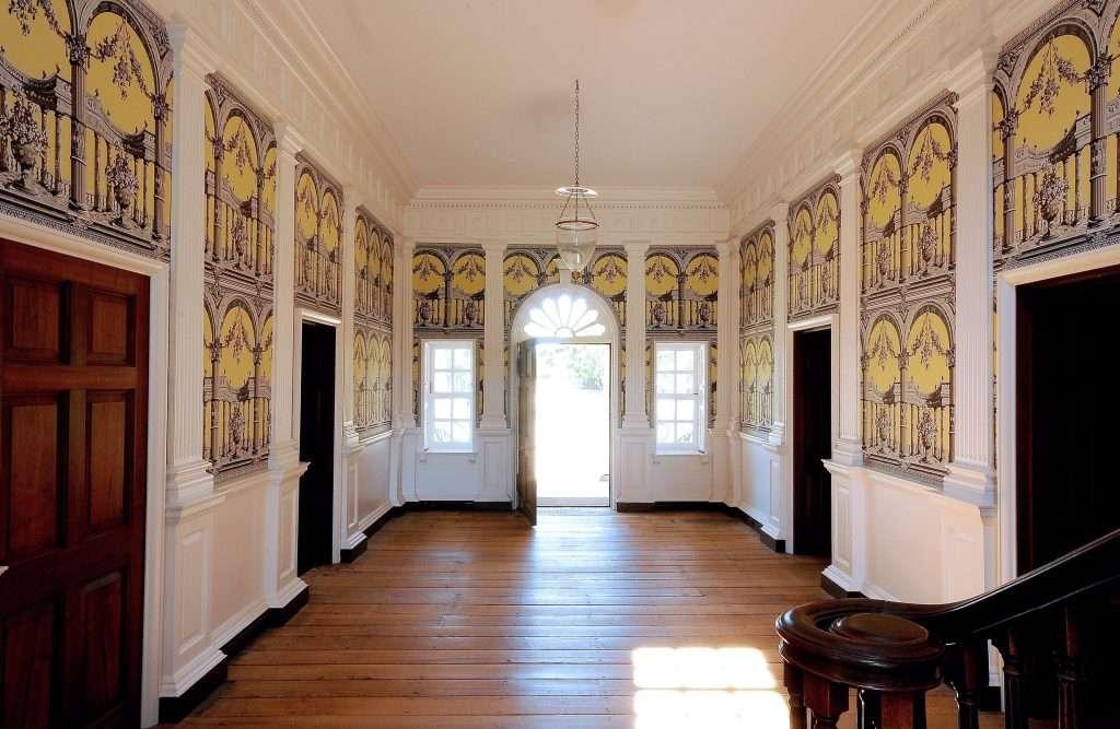 Central Hallway