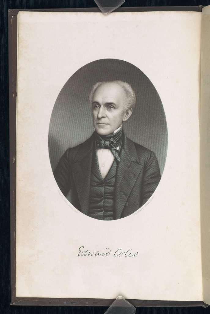 Edward Coles