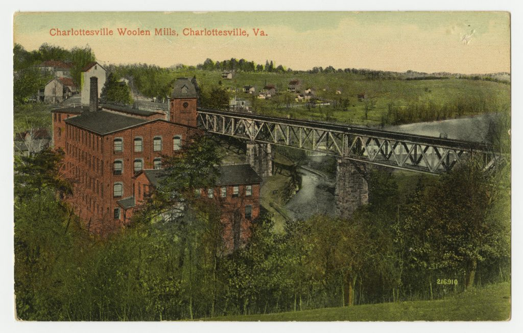 Charlottesville Woolen Mills