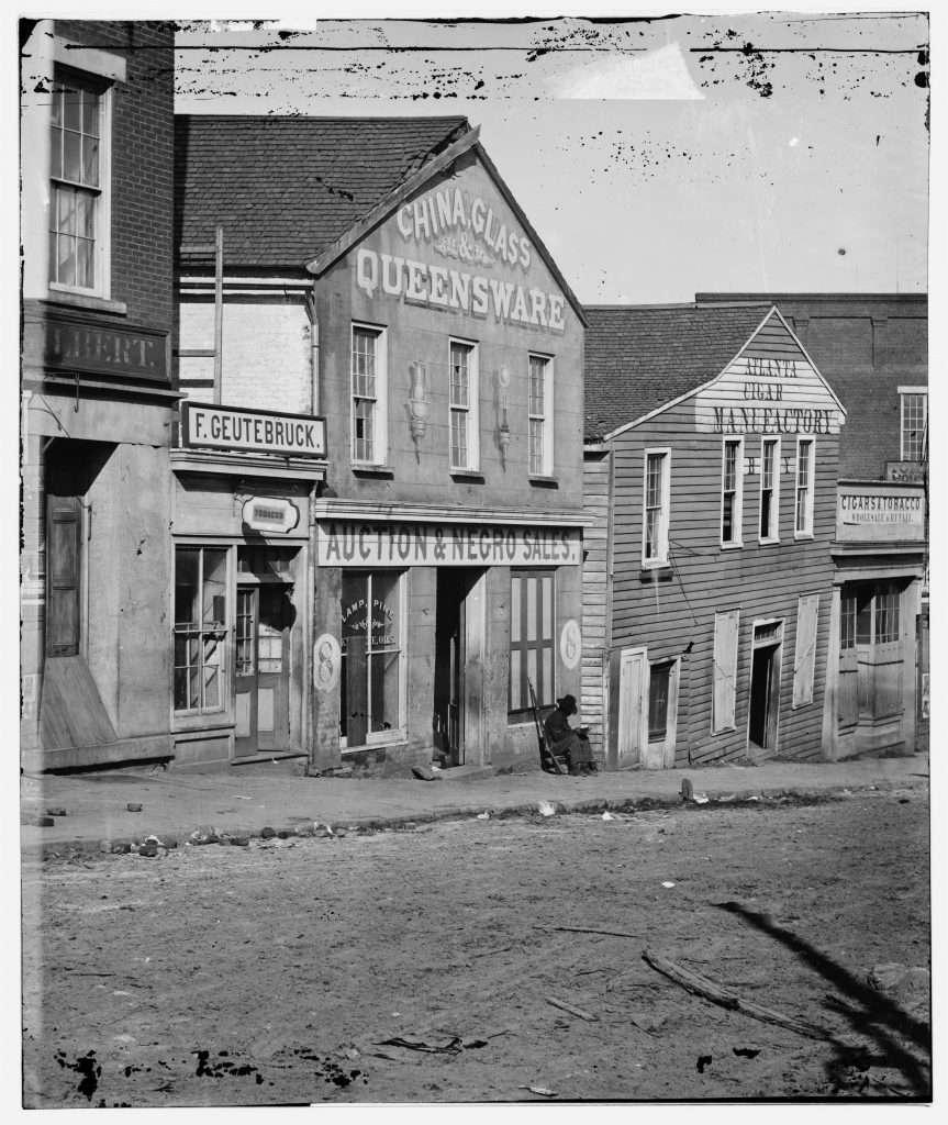 Slave Auction House