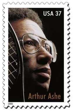 Arthur Ashe Commemorative Stamp