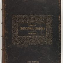 Virginia Constitutional Convention 1901—1902