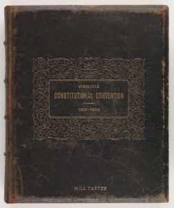 Constitutional Convention, Virginia (1901–1902)