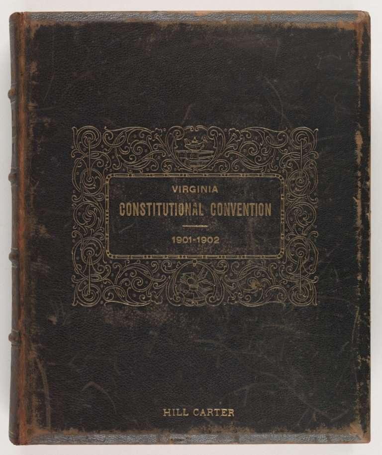 Virginia Constitutional Convention 1901—1902