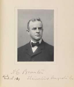 Braxton, A. Caperton (1862–1914)