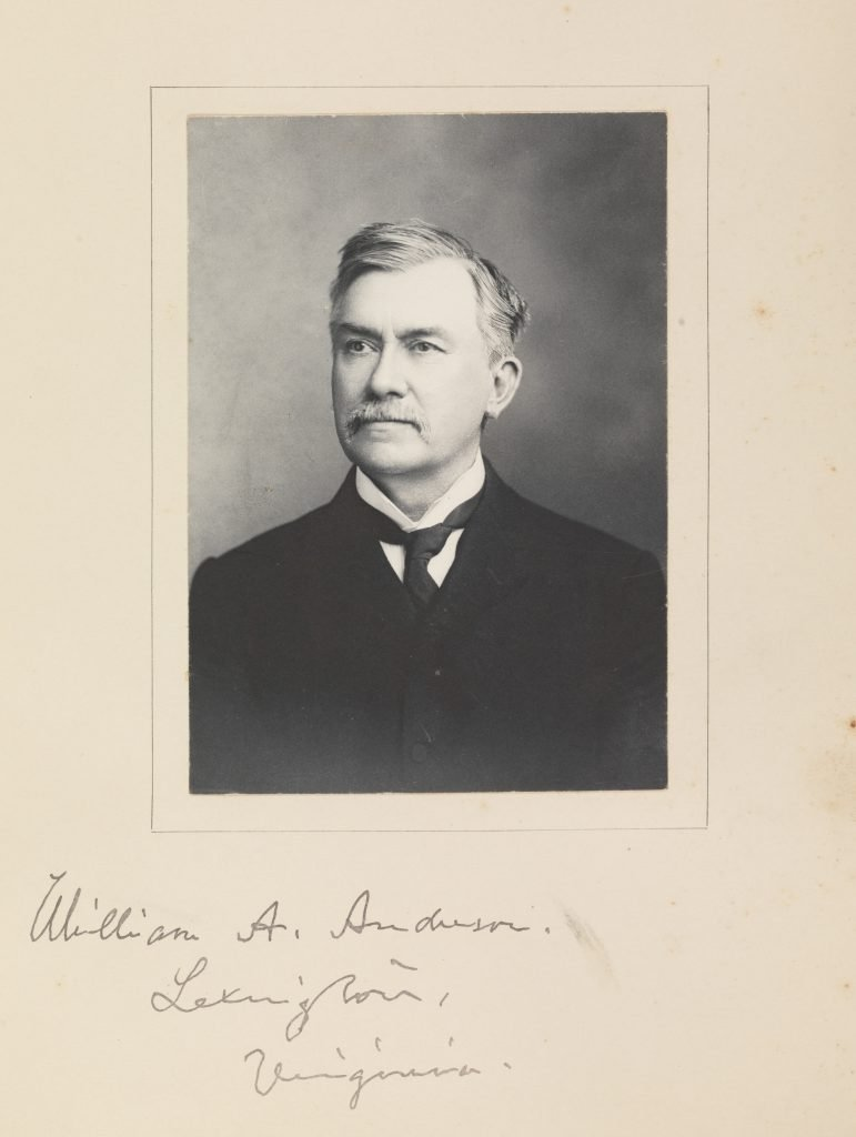 William A. Anderson