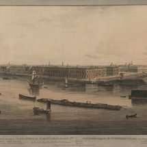 Panoramic View of St. Petersburg