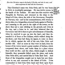 The Discovery and Conquest of Terra Florida (1851)