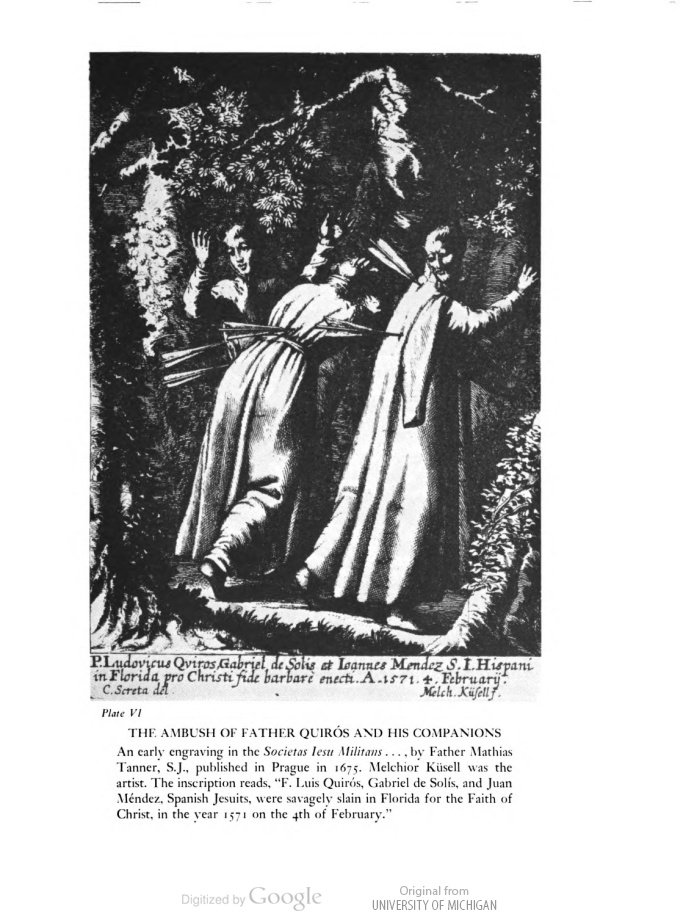 The Spanish Jesuit Mission in Virginia