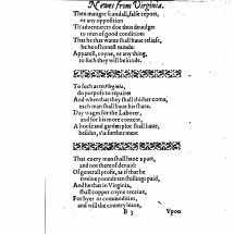 Newes from Virginia. The lost Flocke Triumphant (1610)
