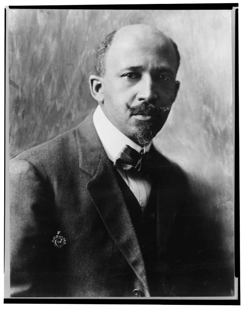 W. E. B. (William Edward Burghardt) Du Bois