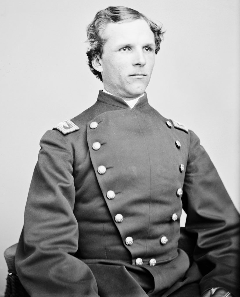 Union Colonel Samuel Chapman Armstrong
