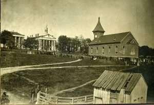 Washington College during the Civil War