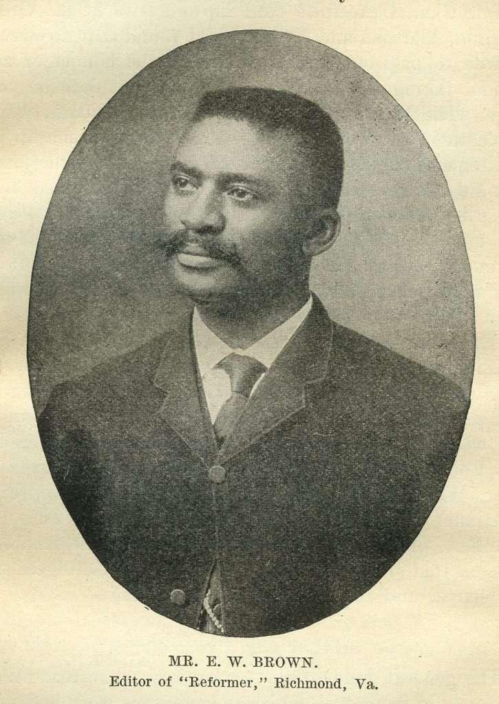 Edward Wellington Brown