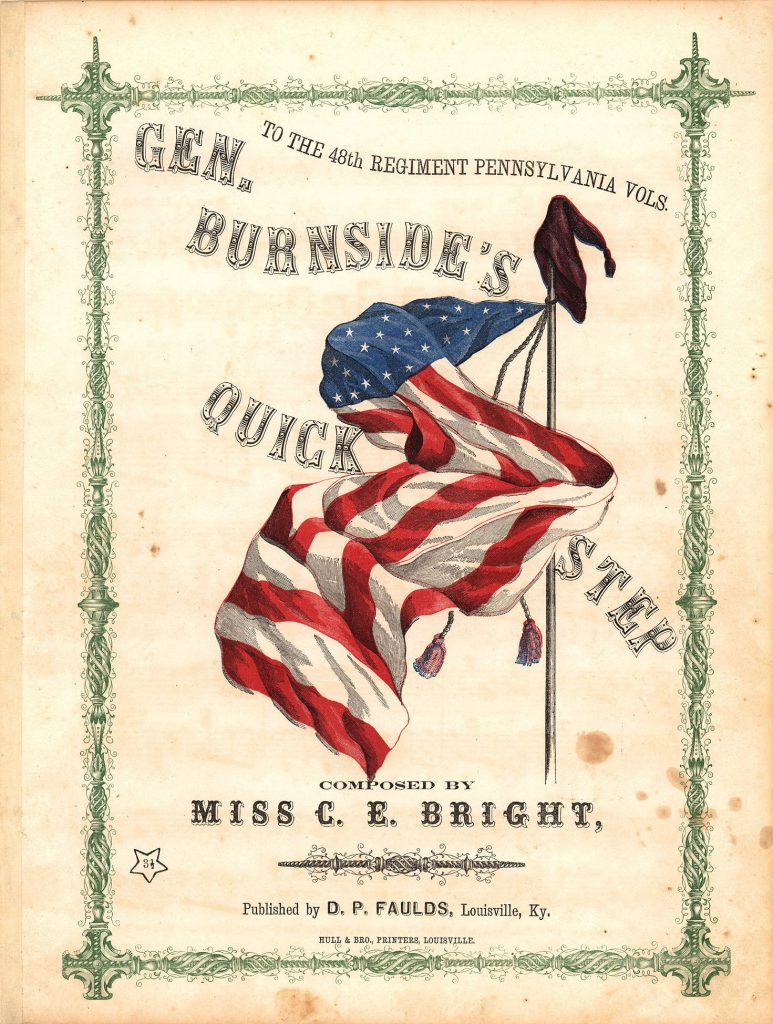 Gen. Burnside's Quick Step