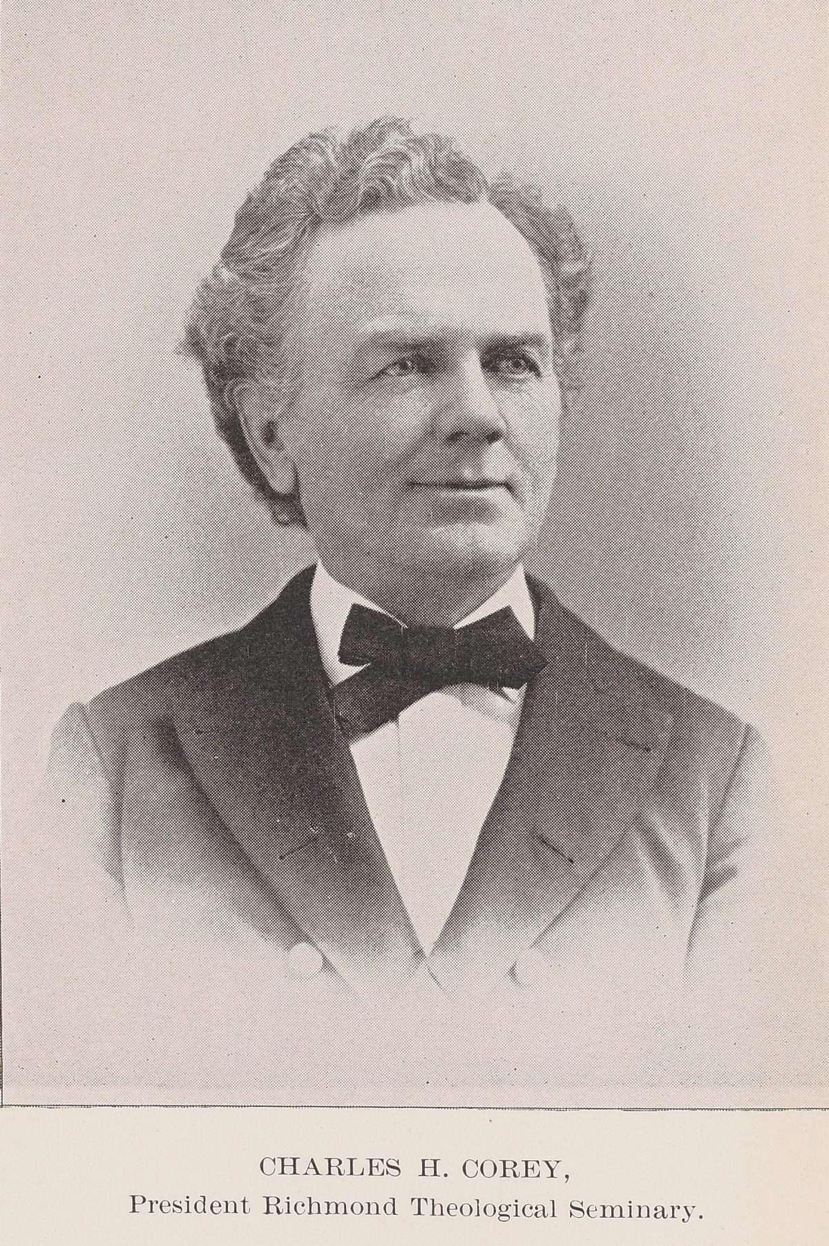 Charles H. Corey