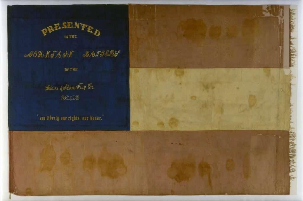 Turner Ashby's Flag