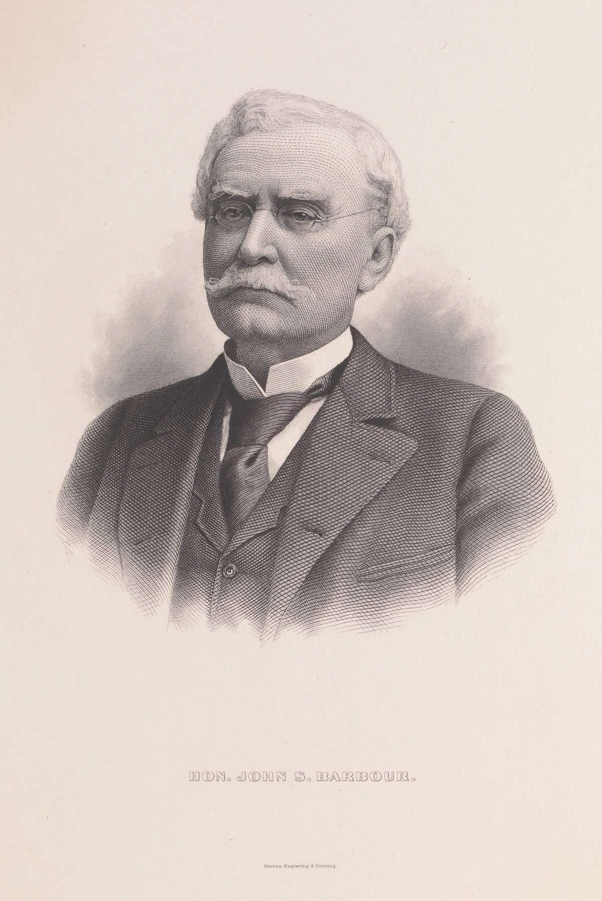 Hon. John S. Barbour.