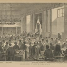 The State Convention At Richmond