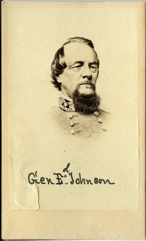 """General Edward """"Allegheny"""" Johnson"""
