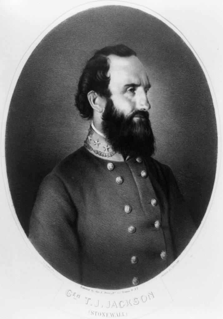 Gen. T.J. Jackson (Stonewall)